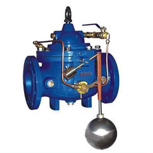 活塞式液压水位控制阀图片